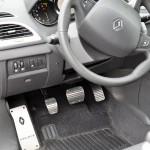 RENAULT MEGANE III FOOTREST - Quality interior & exterior steel car accessories and auto parts