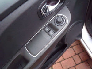 RENAULT CLIO IV DOOR CONTROL PANEL COVER - Quality interior & exterior steel car accessories and auto parts