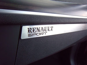 RENAULT MEGANE III ABOVE GLOVE BOX COVER - Quality interior & exterior steel car accessories and auto parts