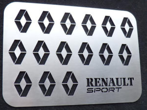 RENAULT FLOOR MAT COVER - Quality interior & exterior steel car accessories and auto parts