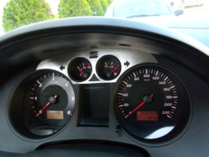 SEAT IBIZA CORDOBA OIL FUEL GAUGES COVER - Quality interior & exterior steel car accessories and auto parts