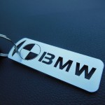 BMW KEYRING - - Quality interior & exterior steel car accessories and auto parts