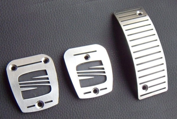 SEAT IBIZA CORDOBA PEDALS - Quality interior & exterior steel car accessories and auto parts