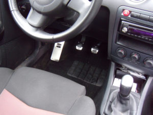 SEAT IBIZA CORDOBA PEDALS - Quality interior & exterior steel car accessories and auto parts