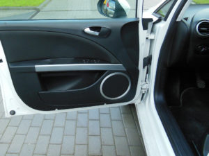 SEAT LEON SPEAKER COVER - Quality interior & exterior steel car accessories and auto parts