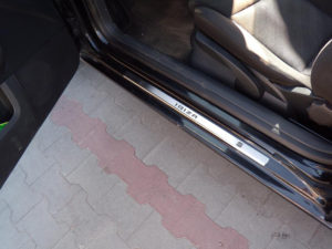 SEAT IBIZA CORDOBA DOOR SILLS - Quality interior & exterior steel car accessories and auto parts