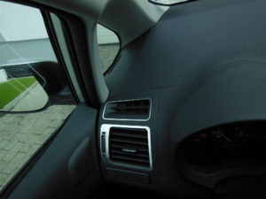 TOYOTA AURIS DEFROST VENT COVER - Quality interior & exterior steel car accessories and auto parts