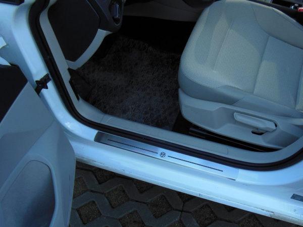 VW GOLF VII DOOR SILLS - Quality interior & exterior steel car accessories and auto parts