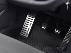 VW SCIROCCO FOOTREST - Quality interior & exterior steel car accessories and auto parts