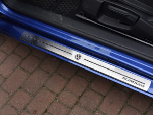 VW SCIROCCO DOOR SILLS - Quality interior & exterior steel car accessories and auto parts
