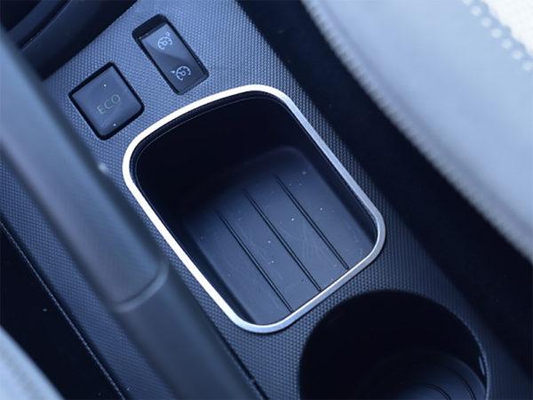 RENAULT CAPTUR CONSOLE STORAGE COVER - Quality interior & exterior steel car accessories and auto parts