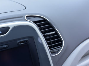 RENAULT CAPTUR AIR VENT COVER - Quality interior & exterior steel car accessories and auto parts