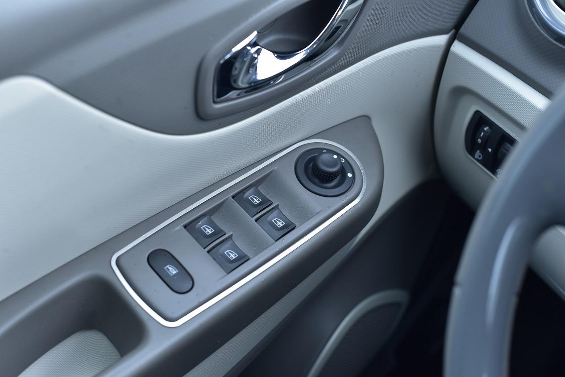 Renault Captur Door Control Panel Cover Autocovr