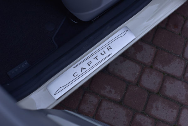RENAULT CAPTUR DOOR SILLS - Quality interior & exterior steel car accessories and auto parts