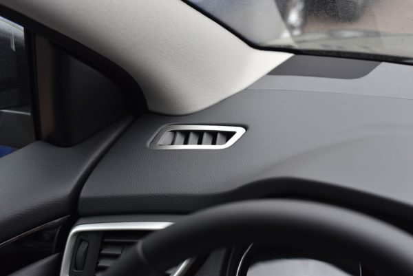 NISSAN QASHQAI X-TRAIL DEFROST VENT COVER - Quality interior & exterior steel car accessories and auto parts