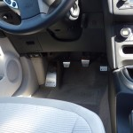 NISSAN QASHQAI PEDALS AND FOOTREST - Quality interior & exterior steel car accessories and auto parts