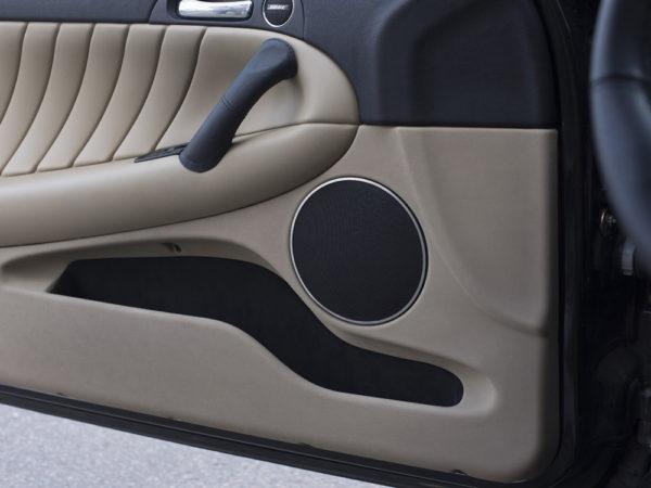 ALFA ROMEO 147 SPEAKER COVER - Quality interior & exterior steel car accessories and auto parts