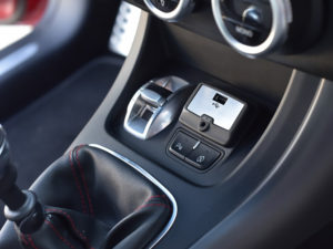 ALFA ROMEO GIULIETTA USB AUX COVER - Quality interior & exterior steel car accessories and auto parts