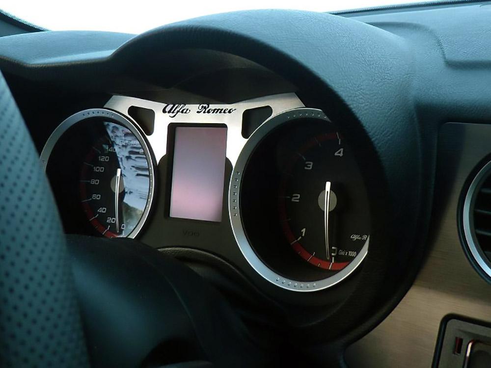 Alfa Romeo 159 Brera Spider Check Control Cover