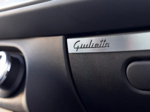 ALFA ROMEO GIULIETTA GLOVE BOX COVER - Quality interior & exterior steel car accessories and auto parts