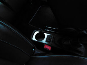 ALFA ROMEO MITO CUP HOLDER COVER - Quality interior & exterior steel car accessories and auto parts