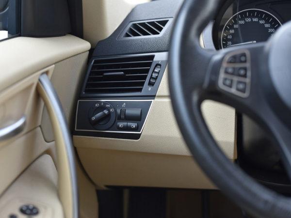 BMW X3 E83 DIM LIGHT COVER - Quality interior & exterior steel car accessories and auto parts