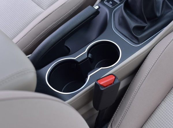HYUNDAI TUCSON CUP HOLDER COVER - Quality interior & exterior steel car accessories and auto parts