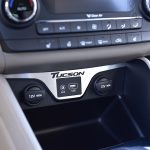 HYUNDAI TUCSON CENTER AUDIO OUTPUT COVER - Quality interior & exterior steel car accessories and auto parts