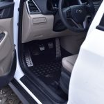 HYUNDAI TUCSON PEDALS AND FOOTREST - Quality interior & exterior steel car accessories and auto parts