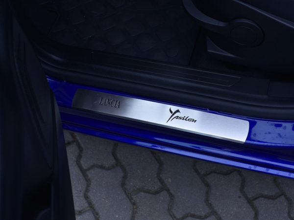 LANCIA YPSILON II DOOR SILLS - Quality interior & exterior steel car accessories and auto parts
