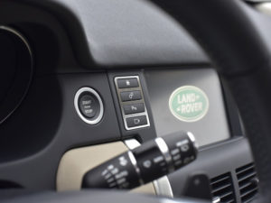 LAND ROVER DISCOVERY SPORT SCREEN CONTROLS COVER - Quality interior & exterior steel car accessories and auto parts