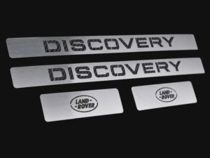 LAND ROVER DISCOVERY SPORT DOOR SILLS - Quality interior & exterior steel car accessories and auto parts