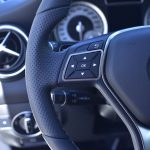 MERCEDES A GLA WHEEL CONTROLS COVERfotka: - Quality interior & exterior steel car accessories and auto parts