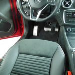 MERCEDES A GLA FOOTREST - Quality interior & exterior steel car accessories and auto parts
