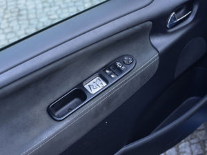 PEUGEOT 207 DOOR CONTROLS PLATE COVER - Quality interior & exterior steel car accessories and auto parts