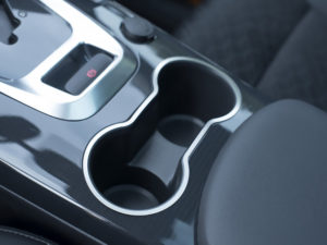 PEUGEOT 3008 CUP HOLDER COVER - Quality interior & exterior steel car accessories and auto parts