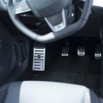 SEAT IBIZA IV PEDALS AND FOOTREST - Quality interior & exterior steel car accessories and auto parts