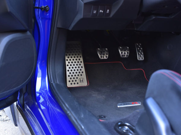 HONDA CIVIC IX FOOTREST - Quality interior & exterior steel car accessories and auto parts