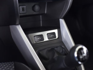 SUZUKI VITARA II HEATED SEAT BUTTON COVER - Quality interior & exterior steel car accessories and auto parts