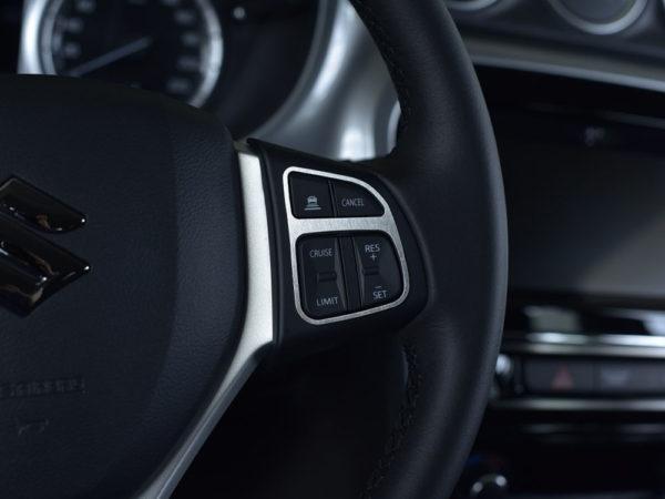 SUZUKI VITARA II STEERING WHEEL CONTROLS COVER - Quality interior & exterior steel car accessories and auto parts