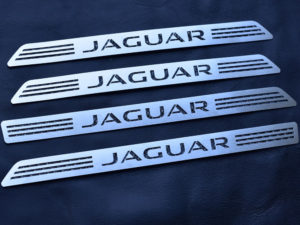 JAGUAR XE DOOR SILLS - Quality interior & exterior steel car accessories and auto parts