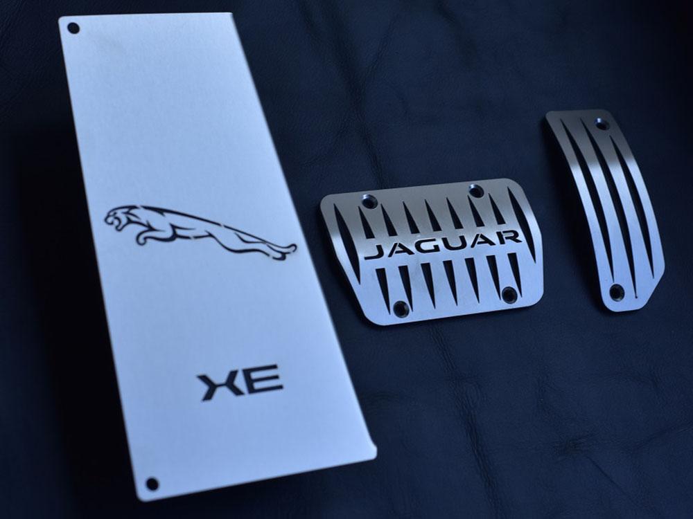 JAGUAR XE PEDALS AND FOOTREST   Quality Interior U0026 Exterior Steel Car  Accessories And Auto Parts ...