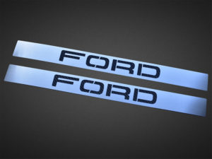 FORD F-150 DOOR SILLS - Quality interior & exterior steel car accessories and auto parts