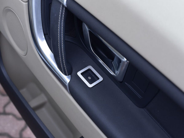 LAND ROVER DISCOVERY SPORT DOOR LOCK COVER - Quality interior & exterior steel car accessories and auto parts
