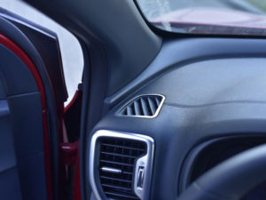 KIA SPORTAGE IV DEFROST VENT COVER - Quality interior & exterior steel car accessories and auto parts