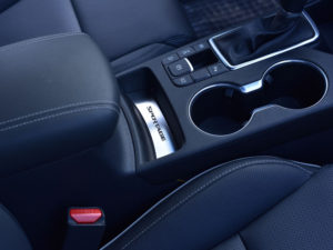 KIA SPORTAGE STORAGE PLATE COVER - Quality interior & exterior steel car accessories and auto parts