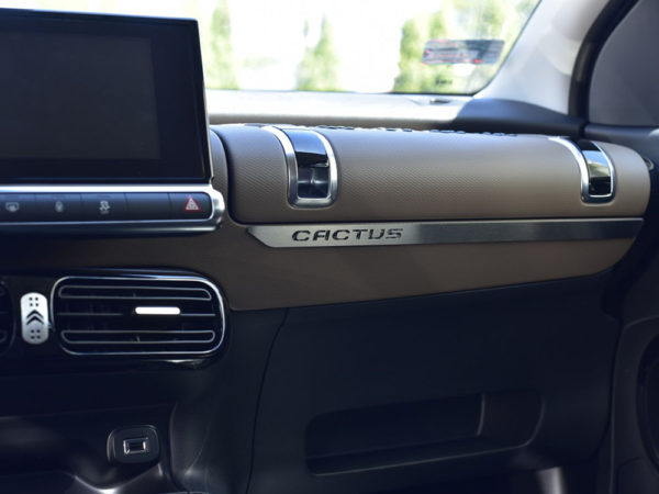 CITROEN C4 CACTUS GLOVE BOX COVER - Quality interior & exterior steel car accessories and auto parts