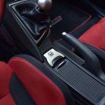 HONDA CIVIC IX CENTER CONSOLE EMBLEM COVER - Quality interior & exterior steel car accessories and auto parts