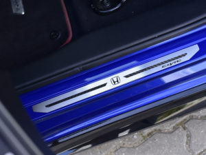 HONDA CIVIC IX DOOR SILLS - Quality interior & exterior steel car accessories and auto parts