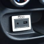 FIAT 500 L AUDIO OUTPUT COVER - Quality interior & exterior steel car accessories and auto parts